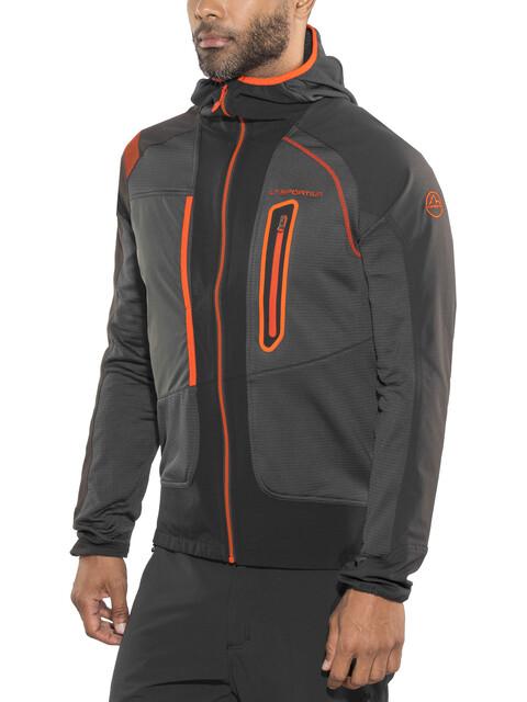La Sportiva M's Foehn Jacket Black